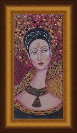 Picturi cu potrete/nuduri JASMIN
