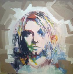 Picturi cu potrete/nuduri Kurt
