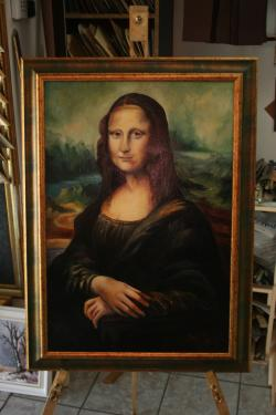 Picturi cu potrete/nuduri MONALISA