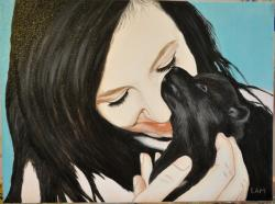Picturi cu potrete/nuduri S&Kiara
