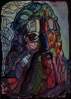Picturi cu potrete/nuduri Studiu Moise ulei