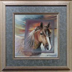 Picturi cu animale CAP CAL---SS1