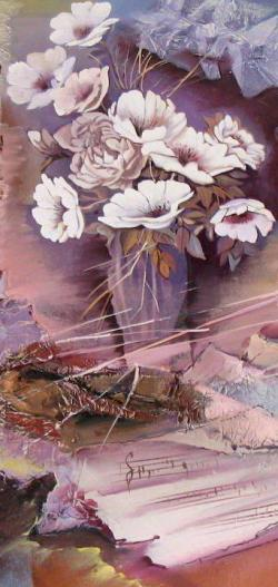 Picturi cu flori flori z20