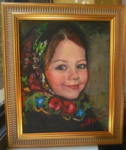 Picturi cu potrete/nuduri Ilincuta