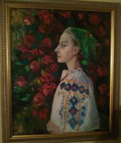 Picturi cu potrete/nuduri Mandra