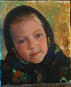 Picturi cu potrete/nuduri Mariuca