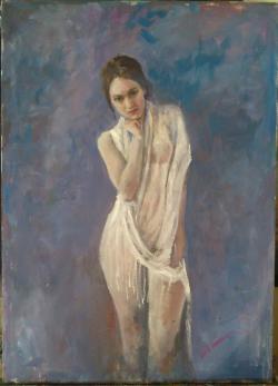 Picturi cu potrete/nuduri Întâmpinare