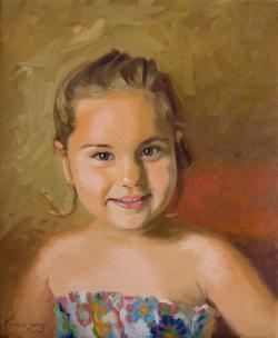 Picturi cu potrete/nuduri alba