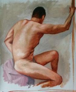 Picturi cu potrete/nuduri fara nume