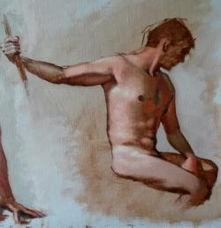 Picturi cu potrete/nuduri fara nume 1