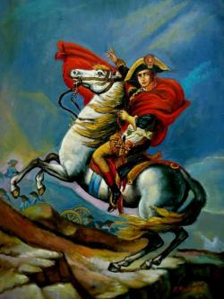 Picturi cu potrete/nuduri Napoleon Bonaparte