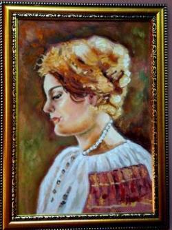 Picturi cu potrete/nuduri portert tarancuta