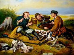 Picturi cu potrete/nuduri Povestiri vanatoresti02