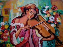 Picturi cu potrete/nuduri Recital10