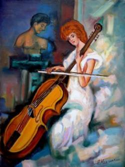 Picturi cu potrete/nuduri Recital11