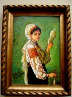 Picturi cu potrete/nuduri Tablou Tarancuta09