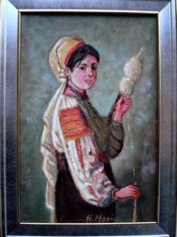 Picturi cu potrete/nuduri Tablou Tarancuta 018