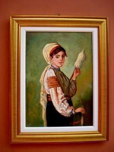 Picturi cu potrete/nuduri Tarancuta22