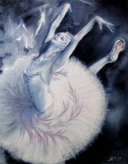 Picturi cu potrete/nuduri Dancing