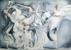 Picturi cu potrete/nuduri iCE Dream 2