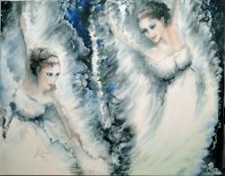 Picturi cu potrete/nuduri iCE DREAM