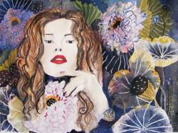 Picturi cu potrete/nuduri Simbolism