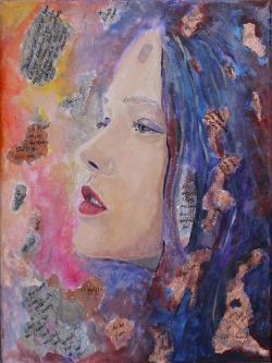 Picturi cu potrete/nuduri Vise
