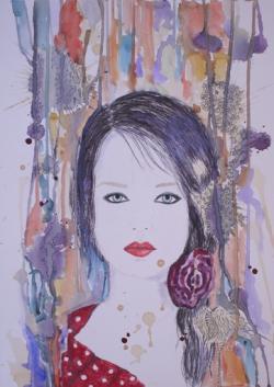 Picturi cu potrete/nuduri Xenia