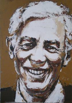 Picturi cu potrete/nuduri portret 5070