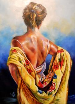 Picturi cu potrete/nuduri back