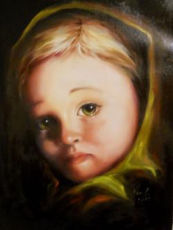 Picturi cu potrete/nuduri lacrimi