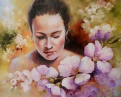 Picturi cu potrete/nuduri parfum 2 - 2015
