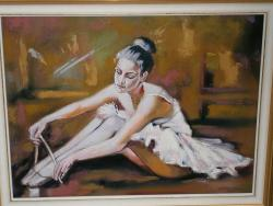 Picturi cu potrete/nuduri balerina2
