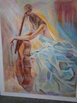 Picturi cu potrete/nuduri tristete2