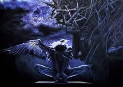 Picturi cu potrete/nuduri Death Angel