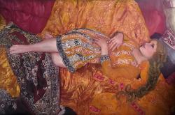 Picturi cu potrete/nuduri JASMINE