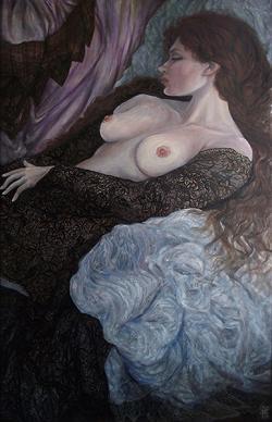 Picturi cu potrete/nuduri LYRIC