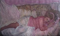 Picturi cu potrete/nuduri SERENA