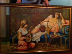 Picturi cu potrete/nuduri regina