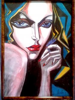 Picturi cu potrete/nuduri dona