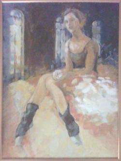 Picturi cu potrete/nuduri Josephine