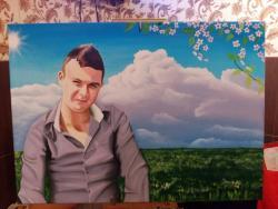 Picturi cu potrete/nuduri Mihai