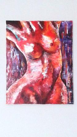 Picturi cu potrete/nuduri Nud mix