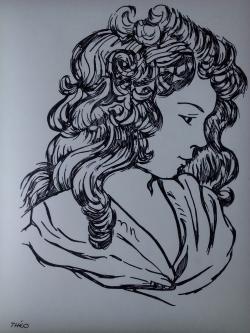 Picturi alb negru evm 1
