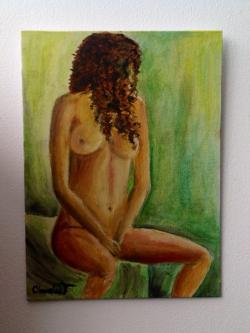 Picturi cu potrete/nuduri Creată la poza