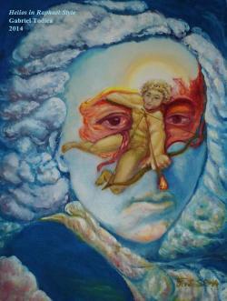 Picturi cu potrete/nuduri Helios in Raphael style