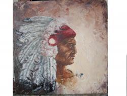 Picturi cu potrete/nuduri Indian