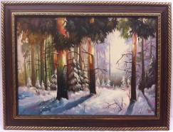 Picturi de iarna Iarna 2
