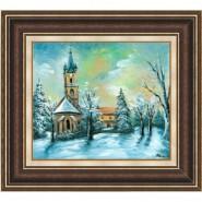 Picturi de iarna Iarna 5