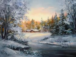 Picturi de iarna Din povestea iernii